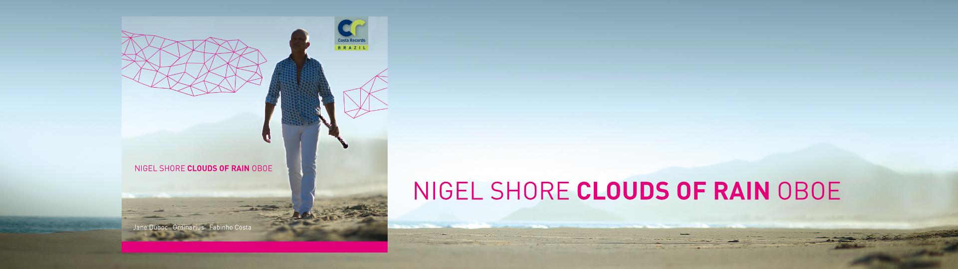 """Artwork """"Clouds Of Rain"""" Nigel Shore"""