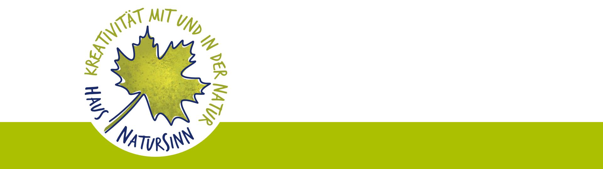 "Logoentwicklung für ""Haus NaturSinn"""
