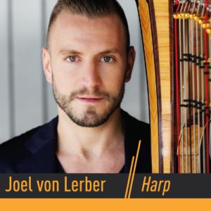 CD Joel von Lerber // Harp